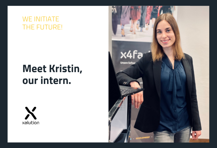 We initiate the future – Meet our intern Kristin!