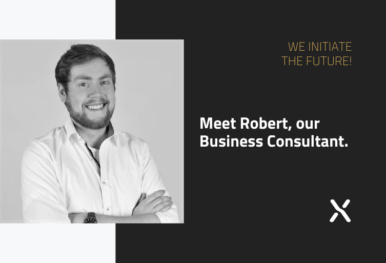 Meet Robert, our Business Consultant