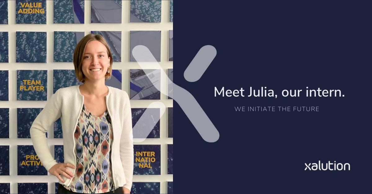 We initiate the future! Meet Julia